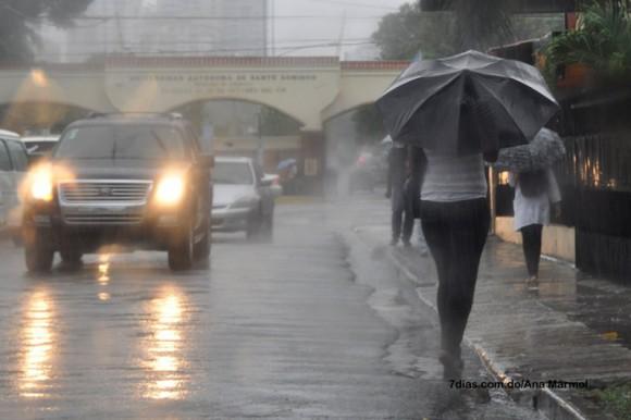 Las lluvias continuarán; tormenta Otto no representa peligro para ...